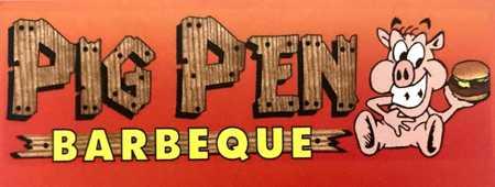 Pig Pen Barbeque logo Hartsville, TN